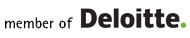 member of Deloitte.